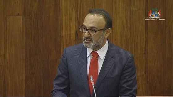 Débats budgétaires - Ezra Jhuboo : « Une incompétence indiscutable de l'Alliance Lepep ».