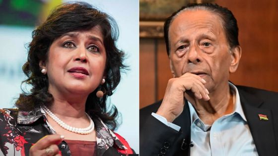 «Foulkan ale» : Ameenah Gurib-Fakim se dit étonnée de la prise de position de SAJ