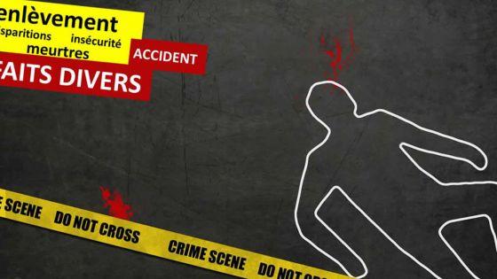 Accident fatal à Flacq : un motocycliste retrouvé blessé à côté de sa motocyclette