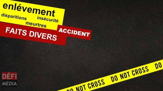 Petite Rivière-Noire : un mort dans un accident impliquant un bus, un camion et une voiture