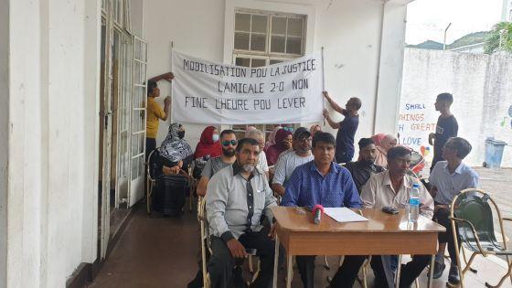 Assassinat de Fakhoo : les proches des suspects déplorent la façon de faire de la police
