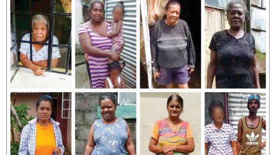 À Alma : sans nourriture, 12 familles lancent un SOS aux ONG