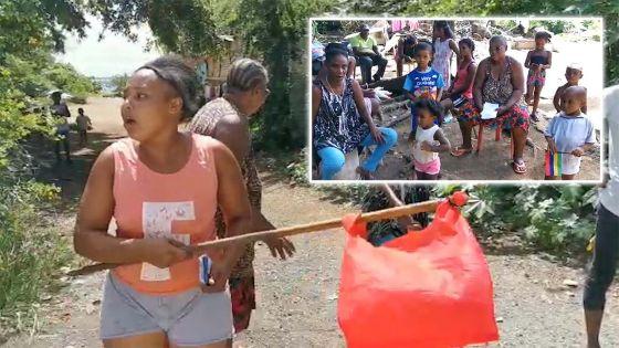 Complete Lockdown : les drapeaux rouges de sorti, des Mauriciens appellent à l'aide