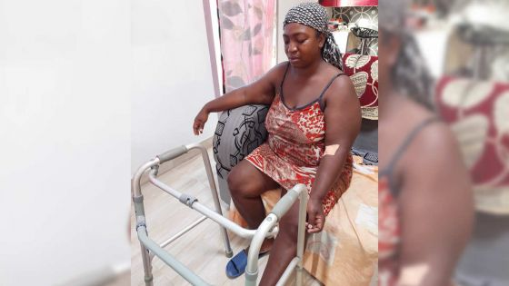 Après sa 2e dose de vaccin - Fatima est dans l'incapacité de se déplacer - Dr Poorun : «Il faut établir la causalité»