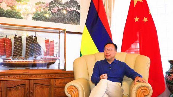 Les échanges de haut niveau ont boosté les relations Chine-Maurice
