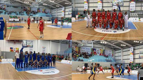 JIOI 2019 : les basketteurs en action au Gymnase de Phoenix