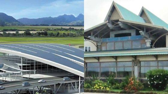 Aéroports SSR et Plaine-Corail : voici les principales propositions du Master Plan Report