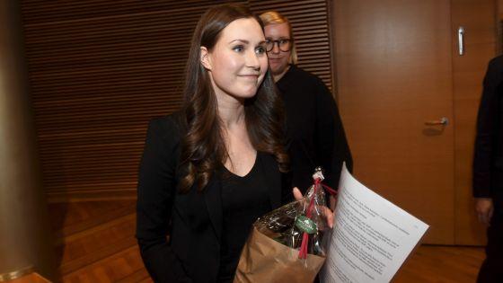 Finlande : à 34 ans, elle devient Première ministre et prêtera serment ce mardi
