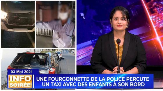 [Info Soirée] : Accident à Beau-Bassin : «Gard la dir mwa kifer monn ralenti kot dodan »