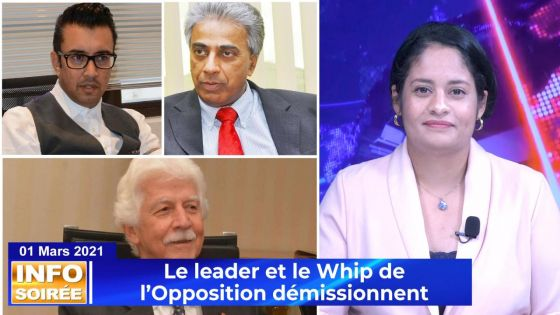 [Info Soirée] Politique : Le MMM demande à Boolell de reprendre son poste de leader de l'Opposition