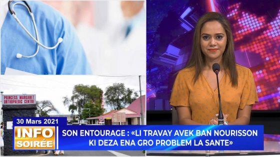 [Info Soirée] : Une infirmière affirme qu'elle devra aller travailler alors qu'elle est en quarantaine
