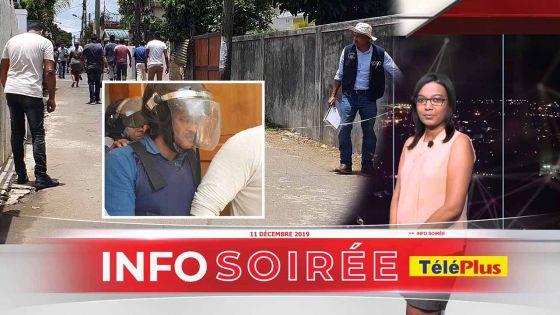 [Info Soirée] St-Pierre : la fillette retourne sur les lieux où elle a été séquestrée