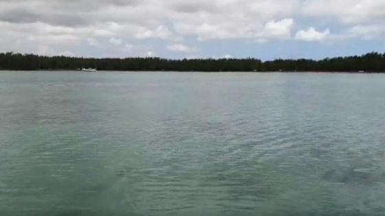 Des «fines traces» de diesel près du lieu du naufrage à Poudre-D'or, affirme le directeur de l'Environnement