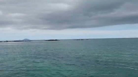 Après le naufrage du remorqueur SGD : une forte odeur de diesel entre Anse La Raie et Cap Malheureux sème la panique