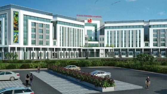 Hôpital universitaire de Flacq : les travaux ont démarré