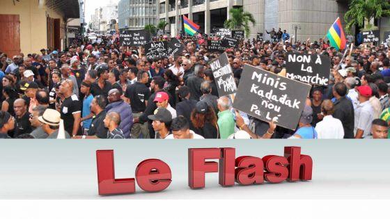 Le Flash TéléPlus : le PMSD et le Ptr dans la rue