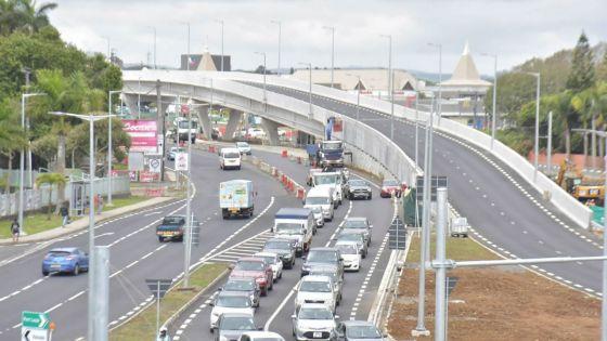Infrastructure : le 'flyover' de Pont Fer opérationnel