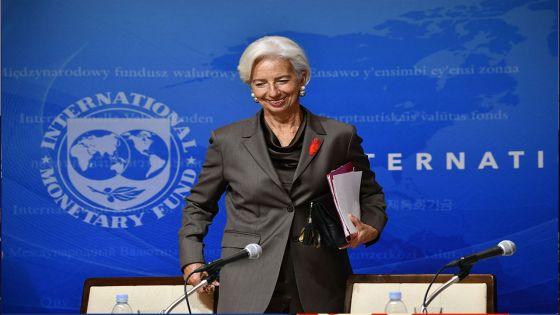 Lagarde quitte «provisoirement» la tête du FMI