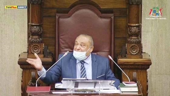 La plateforme de l'Espoir réclame la démission immédiate du Speaker de l'Assemblée nationale