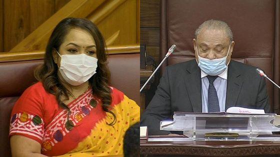 «Propos injurieux» à l'Assemblée nationale : l'auteur toujours pas identifié