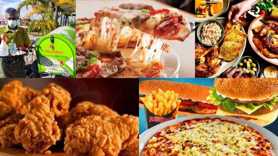 Fast-food : des grandes enseignes de restauration livrent à domicile