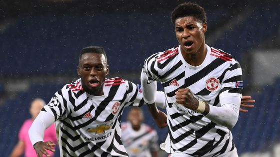 C1: le Paris SG chute à nouveau contre Manchester United, sur un air de déjà-vu