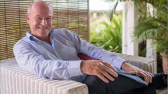 Le nouveau CEO de Sun Limited, François Eynaud, en poste le 1er septembre prochain