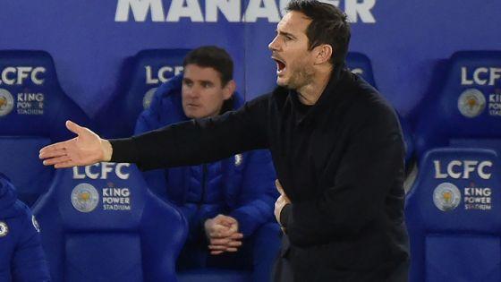 Angleterre: Chelsea limoge son entraîneur Frank Lampard