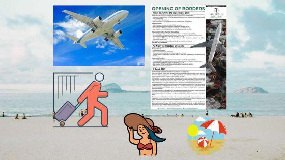 Les conditions attachées à l'ouverture des frontières