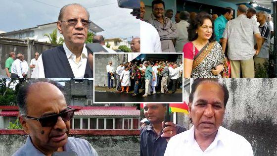 Funérailles de Sanjit Teelock : les hommages politiques se poursuivent