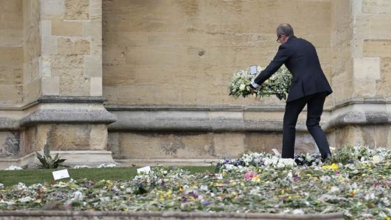 Elizabeth II et son royaume font leur adieux au prince Philip
