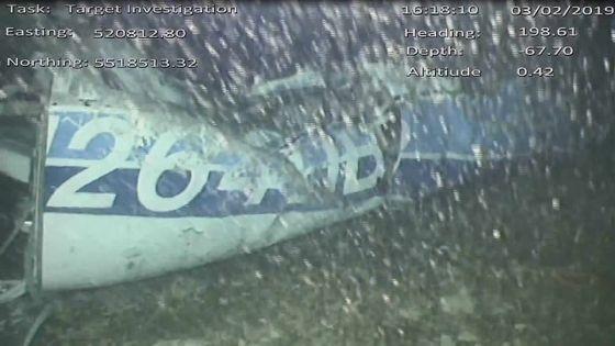 Un corps repéré dans l'épave de l'avion transportant le footballeur Sala
