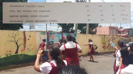 Examens du NCE : voici le taux de réussite dans les différents collèges