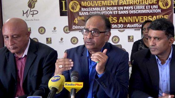 Ganoo évoque un «petit malaise» entre le MP et la Plateforme militante