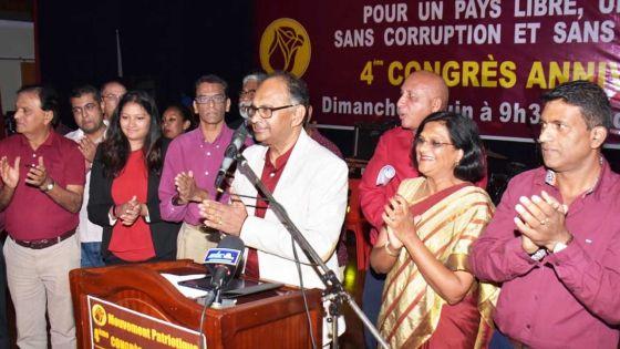 Le MP se déclare «ouvert à toute option d'alliance» pour les élections générales