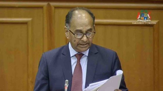 Débats budgétaires : Ganoo déplore le fait que les députés ne puissent intervenir en kreol morisien au Parlement