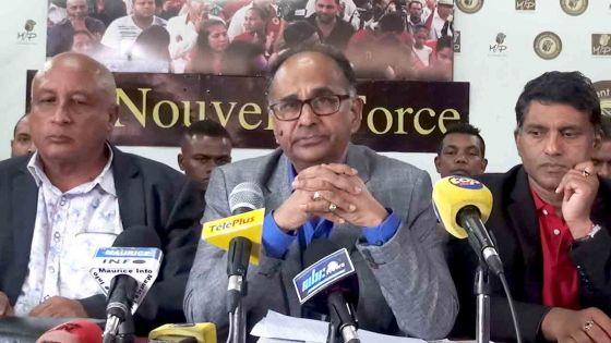 Motion non débattue d'Adrien Duval : «Un vilain tour du gouvernement» pour Alan Ganoo