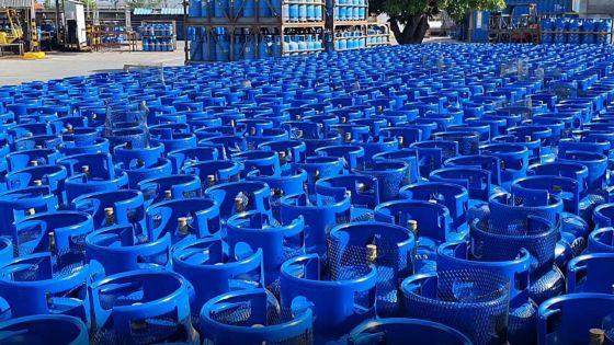 Vivo Energy : « 8 000 bonbonnes de gaz (bleu) » livrées par jour
