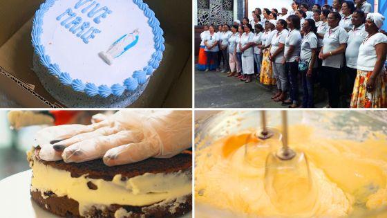 Elles vendent des « gâteaux Marie » pour financer leurs projets sociaux en… douceur