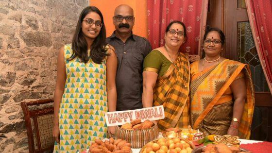 Radio Plus Kwi gato Divali Competition : Chitrabye Ramma remporte le concours avec son «kapnere»