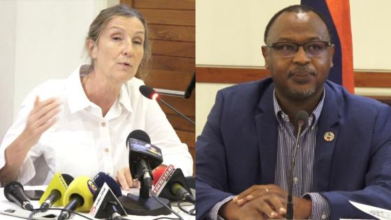 Covid-19 -Premier cas local depuis le 26 avril :  «Aucune raison de paniquer», disent les Drs Gaud et Musango