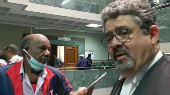 Affaire Toofanny : «Nous n'allons pas faire un tam-tam, quelqu'un a perdu la vie», dit Me Glover