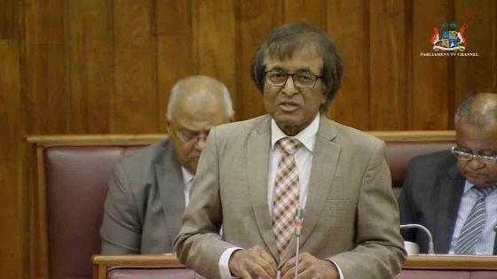 PNQ : le secteur du tourisme n'est pas en crise, selon Anil Gayan