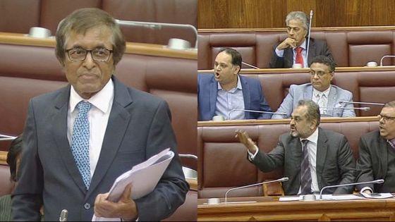 Parlement : séance houleuse lors de l'intervention de Gayan qui est revenu sur ses propos sur le «honor killing