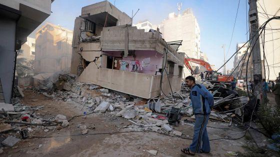 Raid israélien sur la maison du chef du Hamas à Gaza, avant une réunion de l'ONU