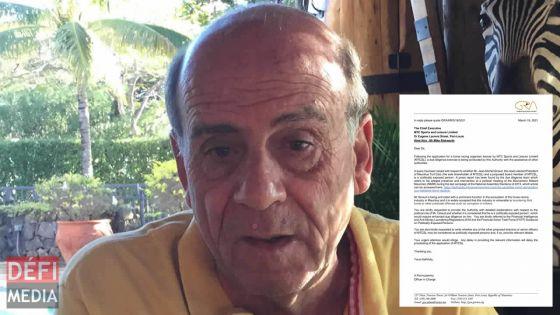 Hippisme : la GRA s'intéresse à la participation de Giraud à un meeting du MMM en 2019