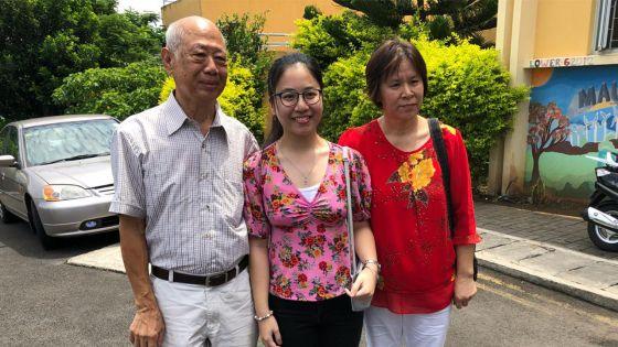 Steffi Li Ting Chung seule lauréate du GMD Atchia