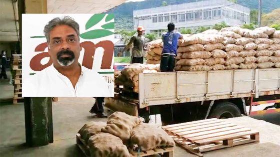 Stock de légumes : « les livraisons de l'AMB se font correctement tous les jours », précise Maneesh Gobin