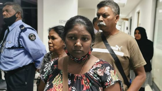 Sachin Tetree condamné à vie : «Mo pa pou kapav pardon li parski mo pa pou re gagn mo zanfan », dit la mère de Ritesh Gobin