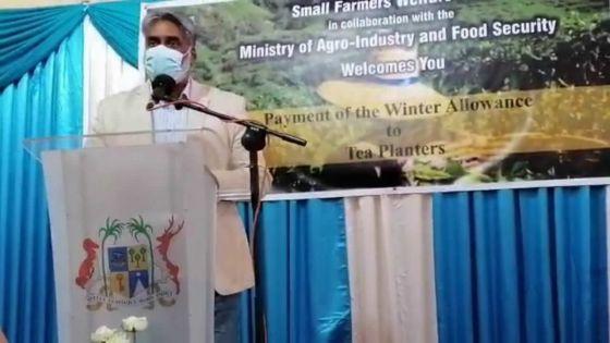 Hausse des prix des intrants : Maneesh Gobin annonce une proposition de compensation à certains planteurs